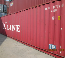 Container 40DC