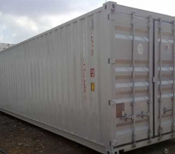 Container shipping 40 feet dry beverage