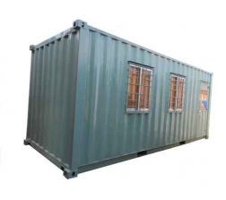 Office container 20 feet no toilet