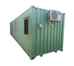 Office container 40 feet with toilet